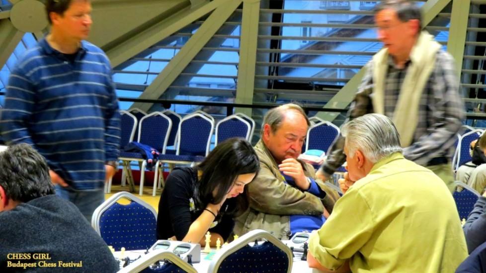 Budapest Chess Festival 2014