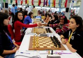 Tournament Hall Round 2 Al Ain UAE 2013