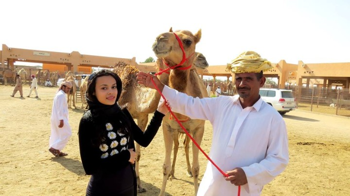 A Trip to a Camel Market