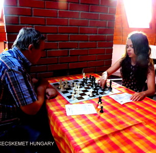 Chess in Kecskemet
