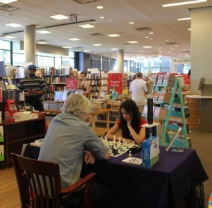 Chapters Book Store 2012