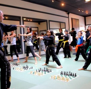 CHESS & Martial Arts