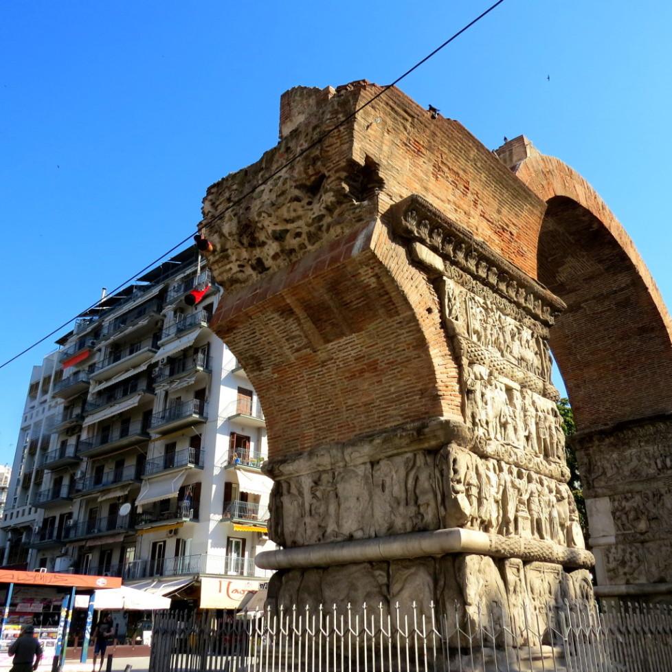 Thessaloniki On the way to Kavala