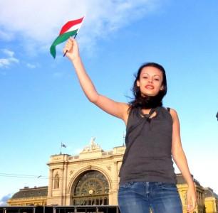 Winning 1st Women BUDAPEST OPEN 2014