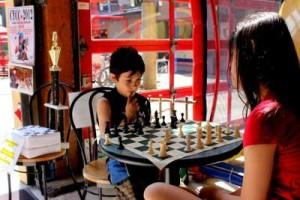 Grandville Island chess fundraiser