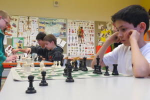 Budapest after school chess club