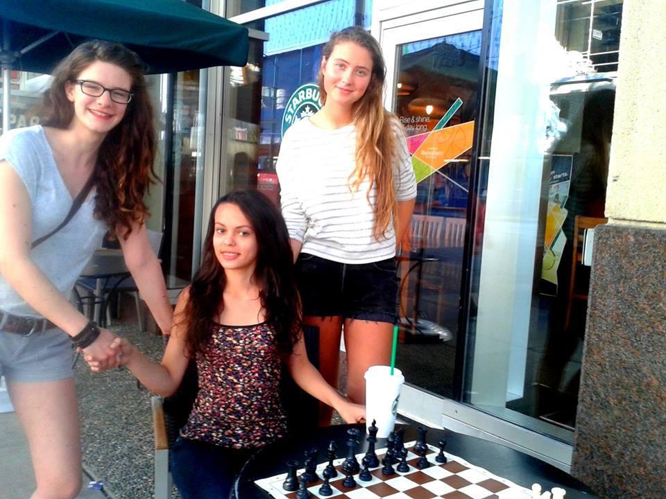 Starbucks Chess