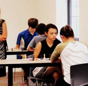 Special SPICE Chess training with GM Susan Polgar