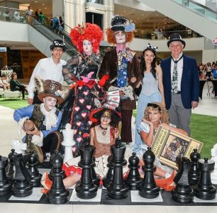 Spectacular Chess Event at Park Royal
